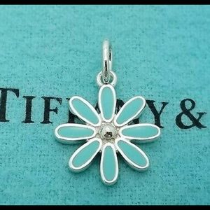Tiffany & Co. Daisy Pendant and Chain